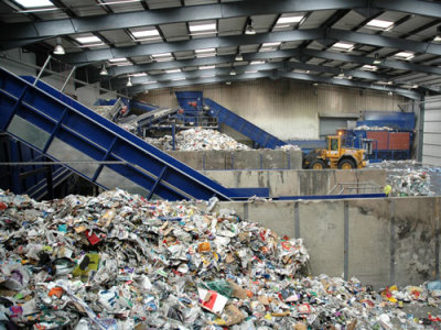 A Review Of How An Urban Solid Waste Treatment Plant Works